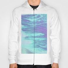 Seamless waves Hoody