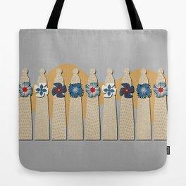 Gaudi Chimneys Tote Bag