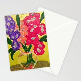 Oakland Glad From Oakland.Style Stationery Cards