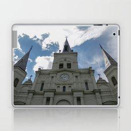 Piercing the Heavens Laptop & iPad Skin