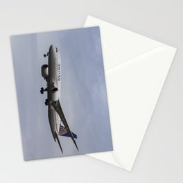 United Airlines Boeing 787 Stationery Cards