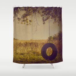 Kid Life. Shower Curtain