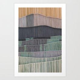 Sunrise and the Sea Art Print