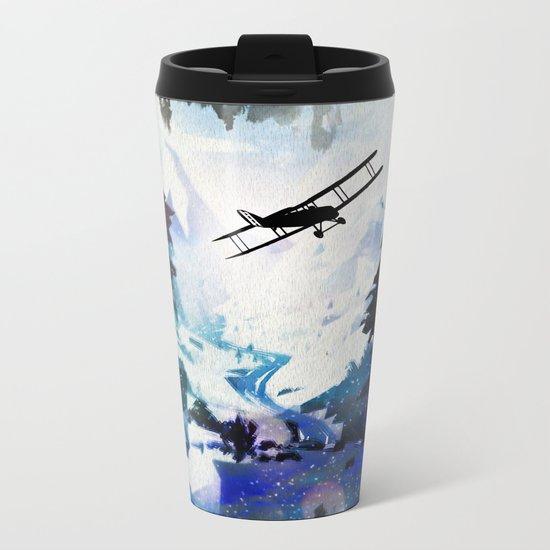 Yukon Ho! Metal Travel Mug