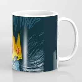 Who is Mad Now? Coffee Mug