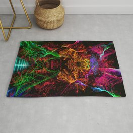 Jerry, The Cyber Fighter Rug