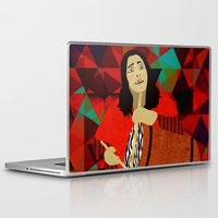 mercedes Laptop & iPad Skins featuring Folklore by Design4u Studio