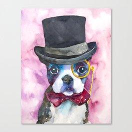dog#25 Canvas Print