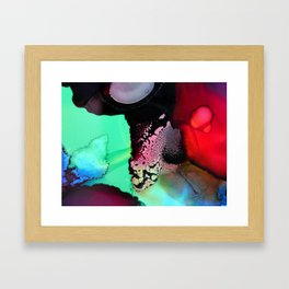 Unrequited passion Framed Art Print