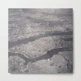 Concrete Jungle.  NYC. Metal Print