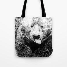 Grizz Tote Bag