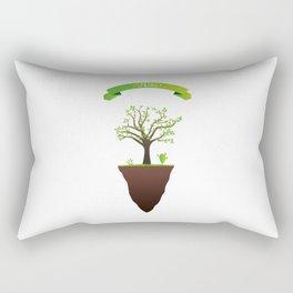 'Seasons' Spring Rectangular Pillow