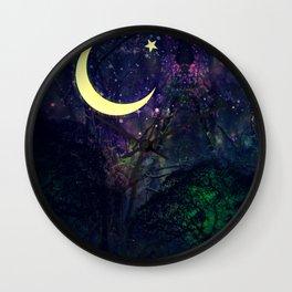 Magick Nite Wall Clock