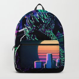 Monster fighters Backpack