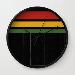 Reggae Nights Wall Clock