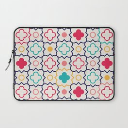 Cute Eastern Pattern Laptop Sleeve