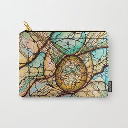 Neurographics art Carry-All Pouch