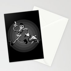 Dead Man Walkies Stationery Cards