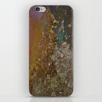 rustic iPhone & iPod Skins featuring Rustic by Herzensdinge
