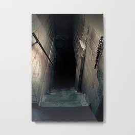 TCM #4 - Slaughterhouse  Metal Print