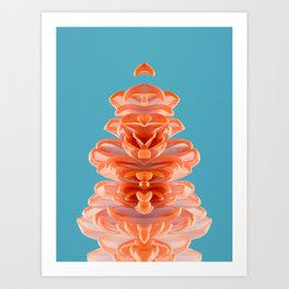 Untitled Abstract Art Print
