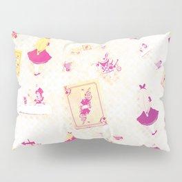 Whimsical Alice Pillow Sham