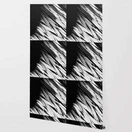 Abstract Pattern B&W1 Wallpaper