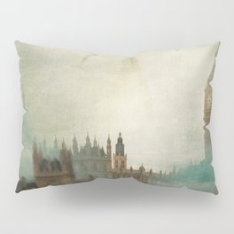 London Surreal Pillow Sham