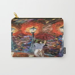 You light up my rain Carry-All Pouch