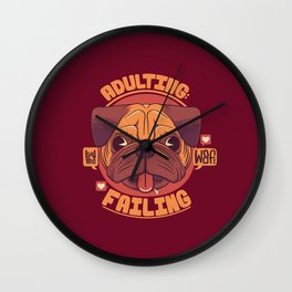 Adulting: failing Wall Clock