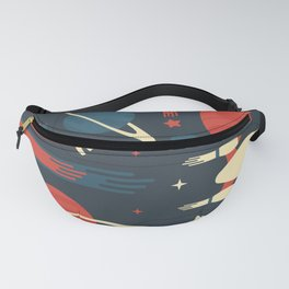 Space Odyssey Fanny Pack