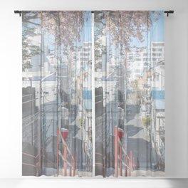 Tokyo 30 Sheer Curtain