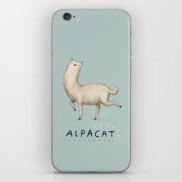 Alpacat iPhone Skin