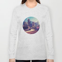 Atlanta Downtown Long Sleeve T-shirt