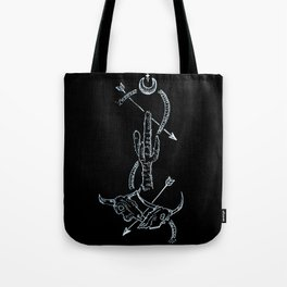 Back to the Desert Tote Bag