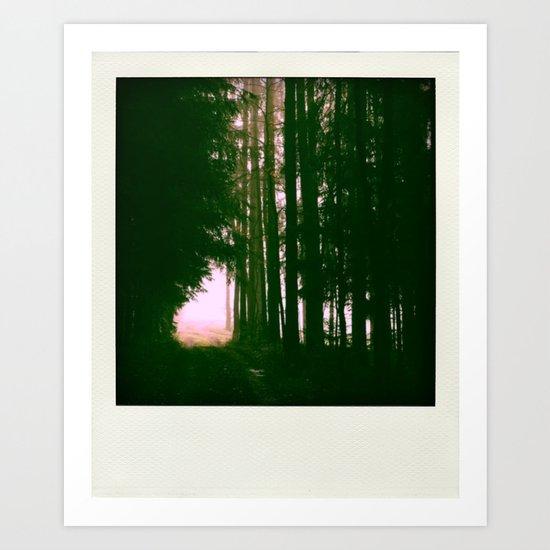 Pola Tree 5 Art Print