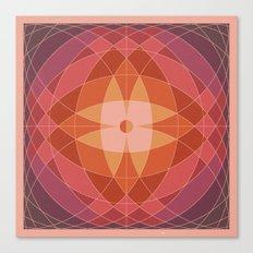 Midcentury Pattern 07 Canvas Print
