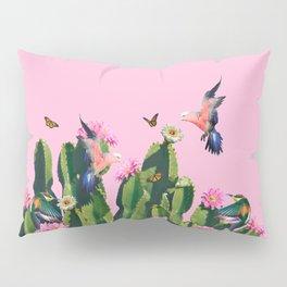 the Succulent Cactus Pillow Sham