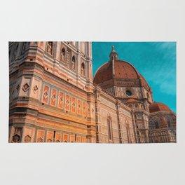 St Marie of Flowers Basilica Firenze Rug