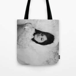 Clouded Thoughts Tote Bag