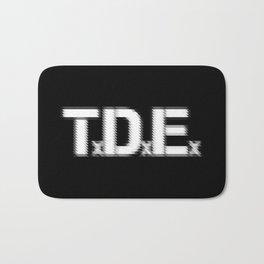 TDE - Top Dawg Entertainment - Kendrick Lamar Bath Mat