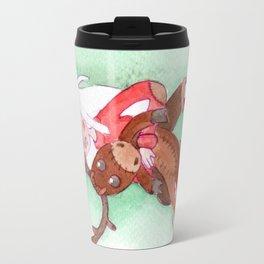 Princess Moose Travel Mug