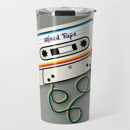 Mixed Tape Travel Mug