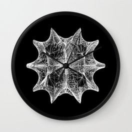 The Calabi-Yau Manifold Wall Clock