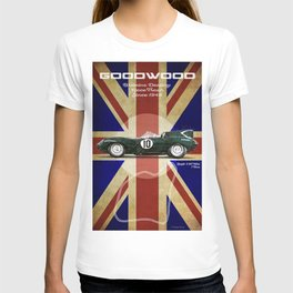 Goodwood Vintage Jaguar D-Type T-shirt