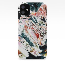 Someone dropped my painting iPhone Case