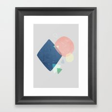 Graphic 179 Framed Art Print