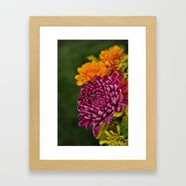 Flores II Framed Art Print
