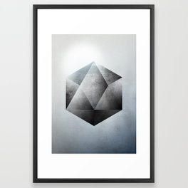Sacred Geometry Two Framed Art Print
