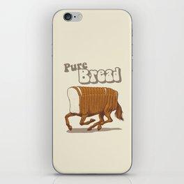 Pure Bread iPhone Skin